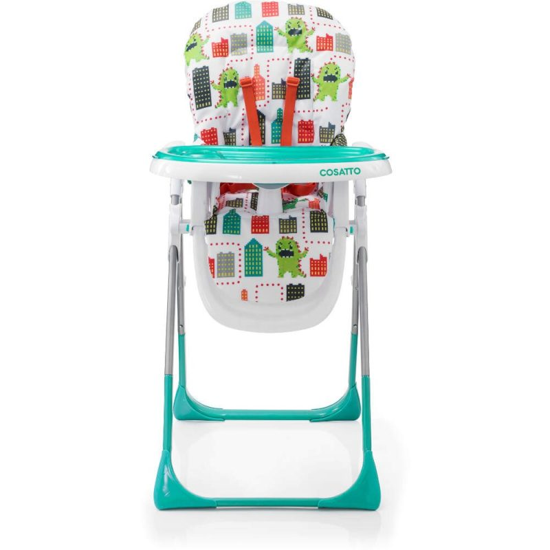 Cosatto Noodle Supa Highchair - Monster Arcade1