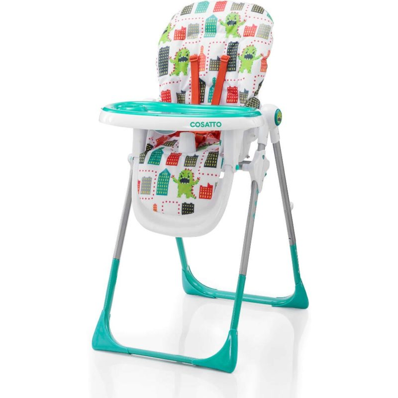Cosatto Noodle Supa Highchair - Monster Arcade2
