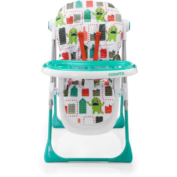 Cosatto Noodle Supa Highchair - Monster Arcade3