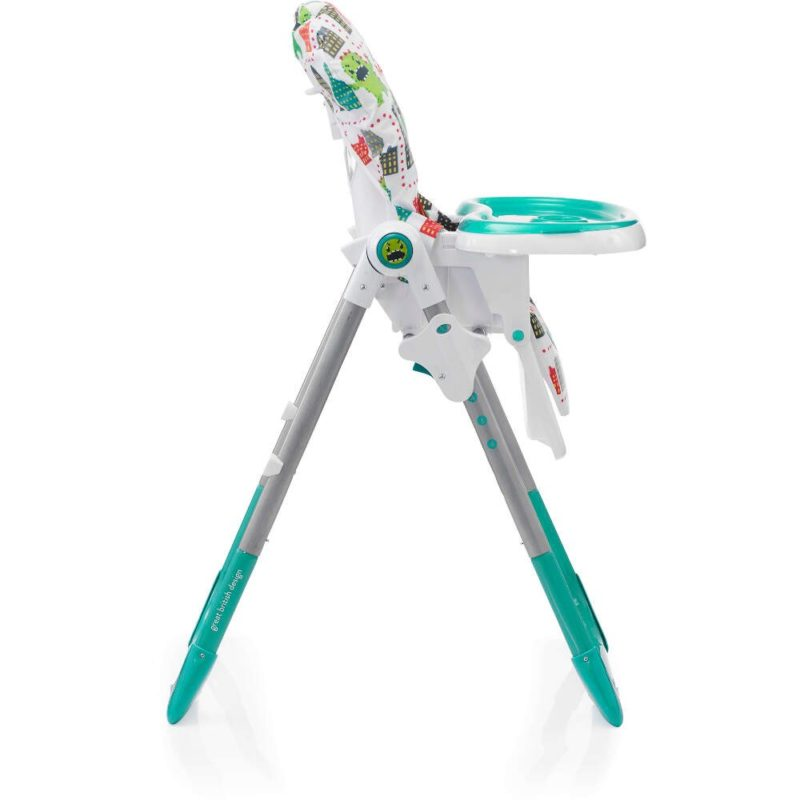 Cosatto Noodle Supa Highchair - Monster Arcade4
