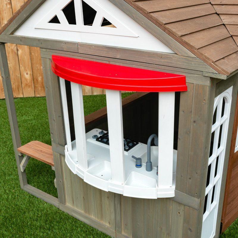 KidKraft Country Vista Playhouse10