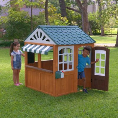 KidKraft Garden View Playhouse