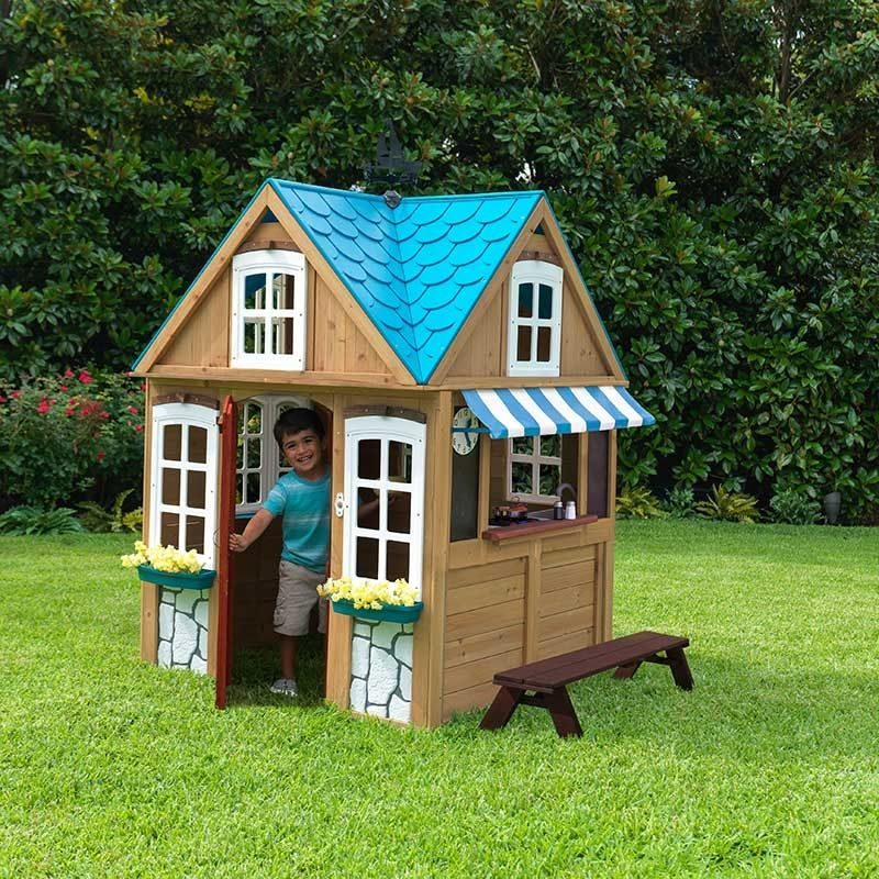 KidKraft Seaside Cottage Playhouse