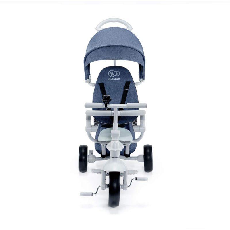 Kinderkraft Jazz 4in1 Trike - Denim
