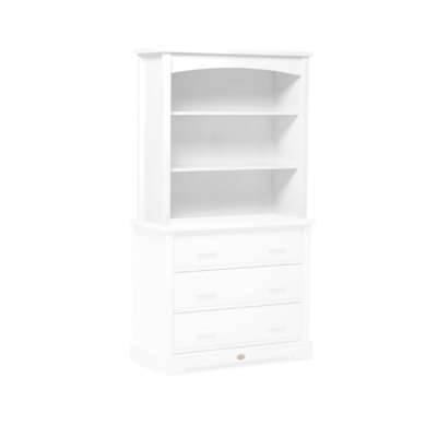 Boori Bookcase/Shelves - Barley White