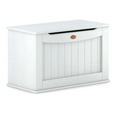 Boori Toy Box - Barley White