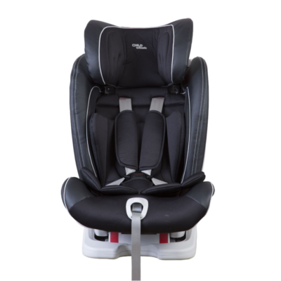 Childhome ISOKID Group 1/2/3 ISOFIX Carseat - Black