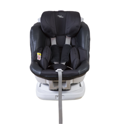 Childhome ISOMAX 360° Carseat 0+/1 ISOFIX - Black