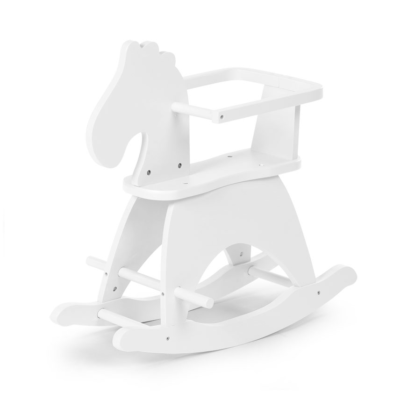 Childhome Rocking Horse - White