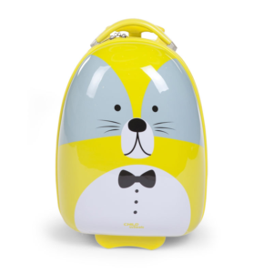 Childhome Child's Suitcase - Racoon