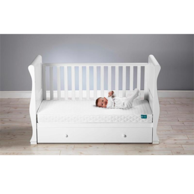 East Coast Pocket Sprung Mattress - 140 x 70