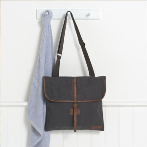 East Coast Silvercloud Satchel Changing Bag