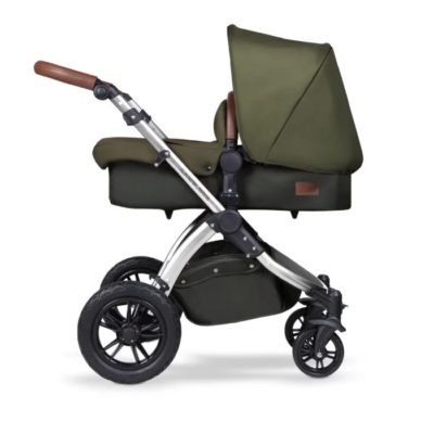 ickle bubba stroller woodland chrome pram