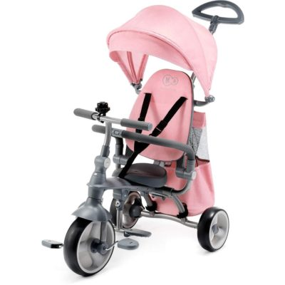 Kinderkraft Jazz 4in1 Trike - Pink
