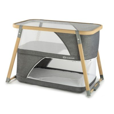 Kinderkraft Sofi 4in1 Crib - Grey