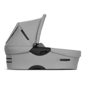 mutsy evo bold carrycot pebble grey