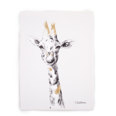 Childhome Oil Painting - Adult Giraffe