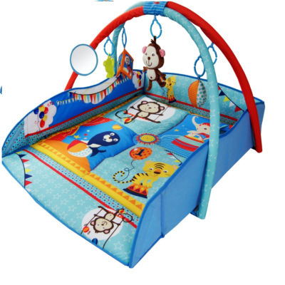 4 in 1 Animal World Playmat – Large