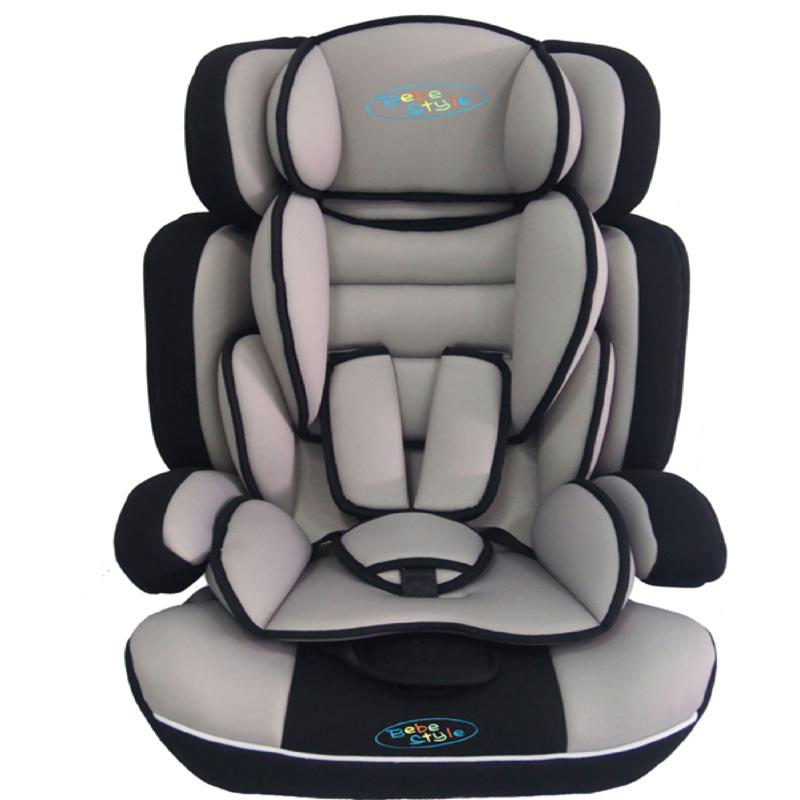 BEBE STYLE Child Car Seat – Grey