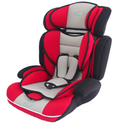 BEBE STYLE Child Car Seat – Red