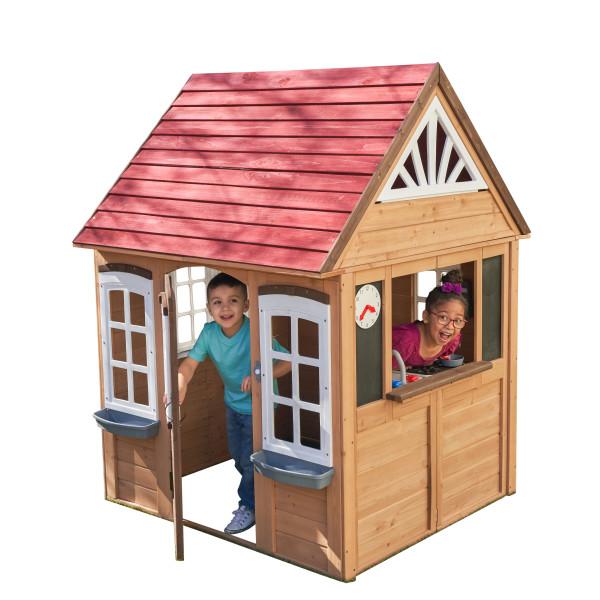 KidKraft Fairmeadow Wooden Playhouse