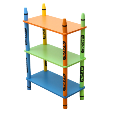Kiddi Style Crayon Shelves