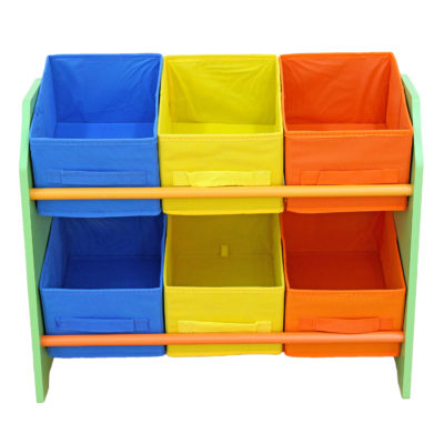 Kiddi Style Crayon Storage Unit