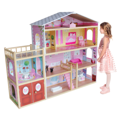 Kiddi Style Huge Modern Villa Dolls House