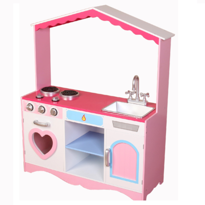 Kiddi Style Large Girls 'Heart' Kitchen
