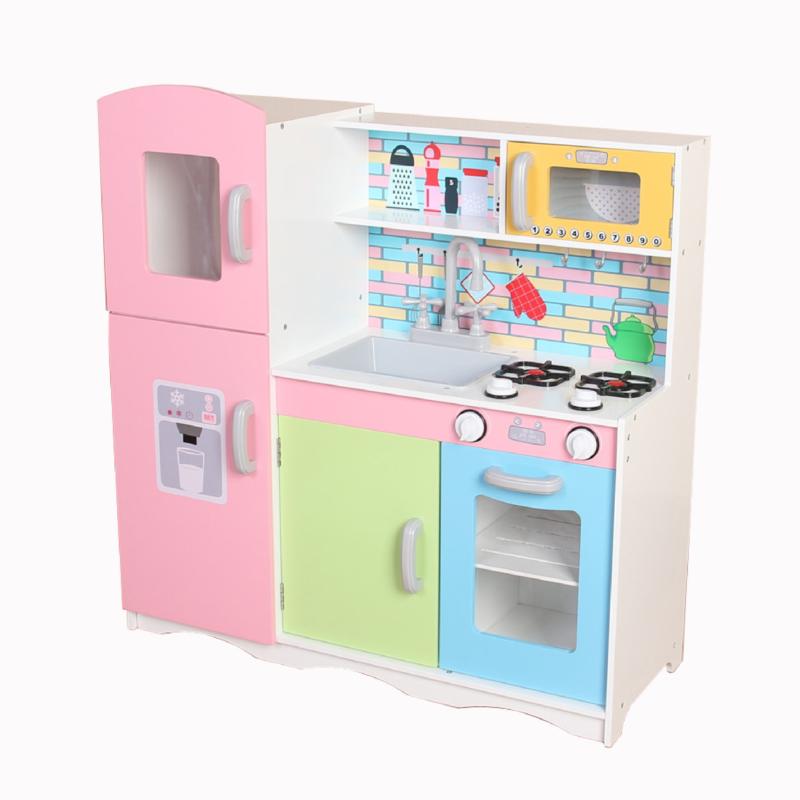 Kiddi Style Large Superior Little-Helpers Ultimate Kitchen