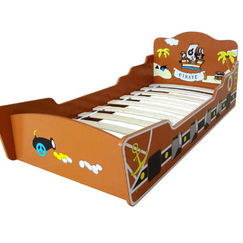 Kiddi Style Pirate Boat Bed