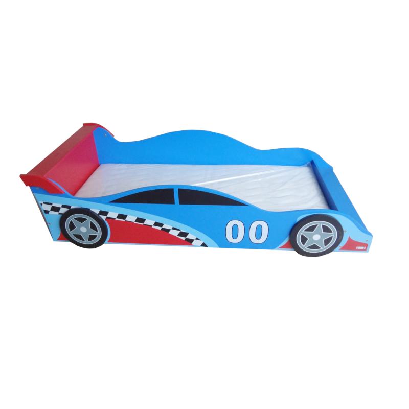 Kiddi Style Racing Car Bed