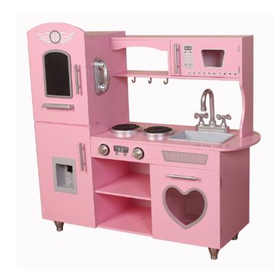 Kiddi Style Supreme Classic Hearts Chefs Kitchen – Pink