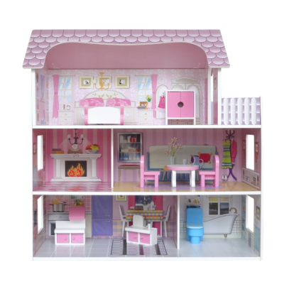 Kiddi Style Victorian Wooden Doll House