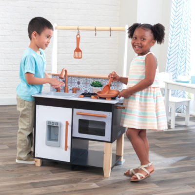 Kidkraft Artisan Island Toddler Play Kitchen