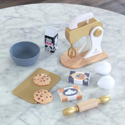 Kidkraft Modern Metallic Baking Set