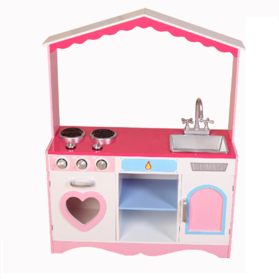 Large Girls 'Heart' Kitchen