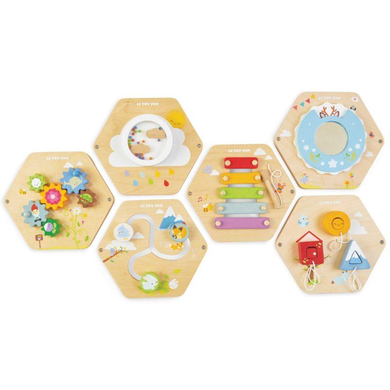 Le Toy Van Activity Tiles Set 2