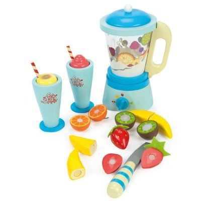 Le Toy Van Blender and Wooden Fruit Set 2