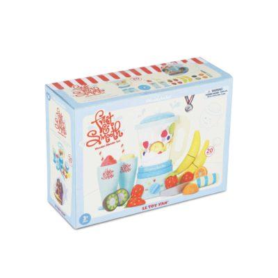 Le Toy Van Blender and Wooden Fruit Set 3