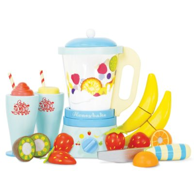 Le Toy Van Blender and Wooden Fruit Set