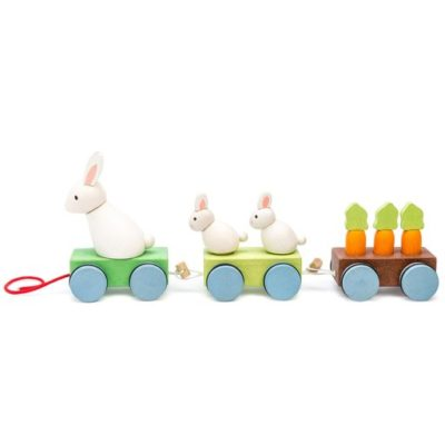 Le Toy Van Bunny Train
