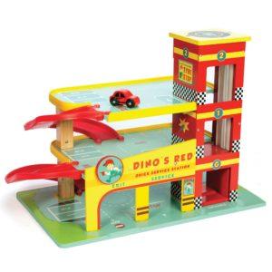 Le Toy Van Dino's Garage