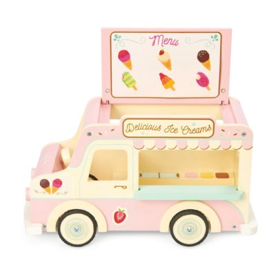 Le Toy Van Dolly Ice Cream Van 2
