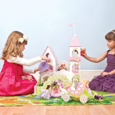 Le Toy Van Fairybelle Palace 2