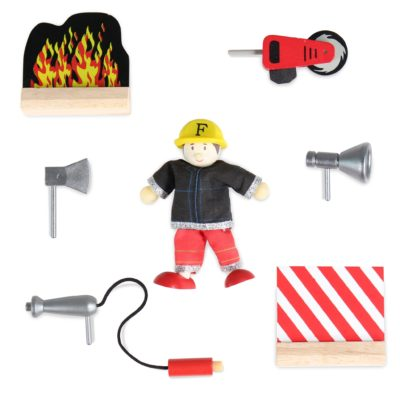 Le Toy Van Fire Engine Set 2