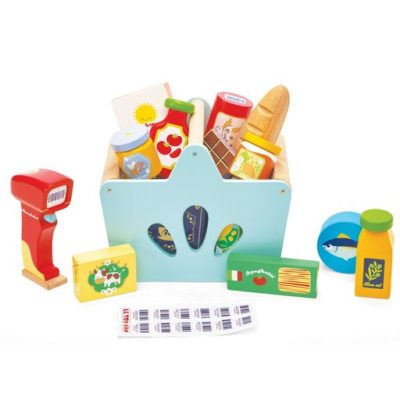 Le Toy Van Groceries Set and Scanner