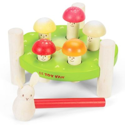 Le Toy Van Hammer Game - Mr Mushrooms 2