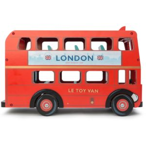 Le Toy Van London Bus and Driver 2