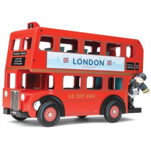 Le Toy Van London Bus and Driver